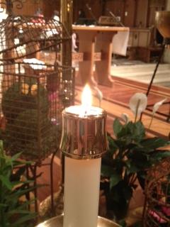 An affirming flame