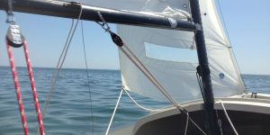 Seven things I've learned from sailing