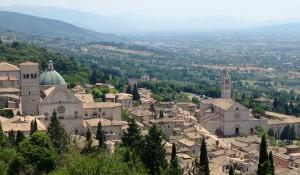 Santa Chiara view
