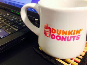 mug and computer
