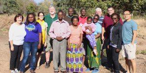 Friends in Livingstone