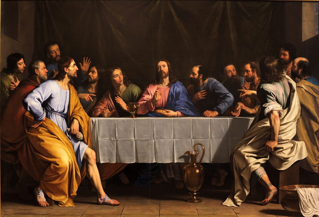 Last Supper, Philippe de Champaigne