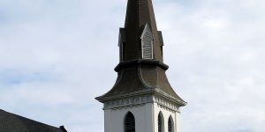 The Steeple of Emanuel AME