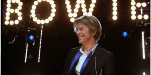 (Barely) Remembering David Bowie