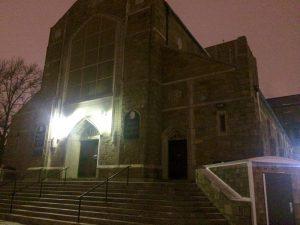shelter church