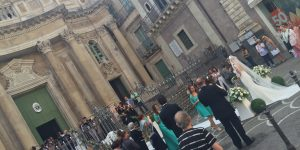 Scenes from Sicily: A wedding in Catania