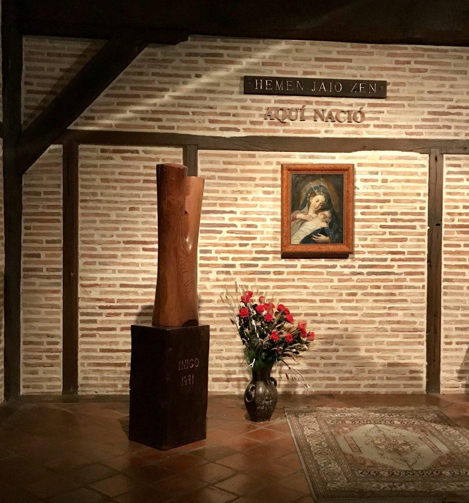 Ignatius's birthplace